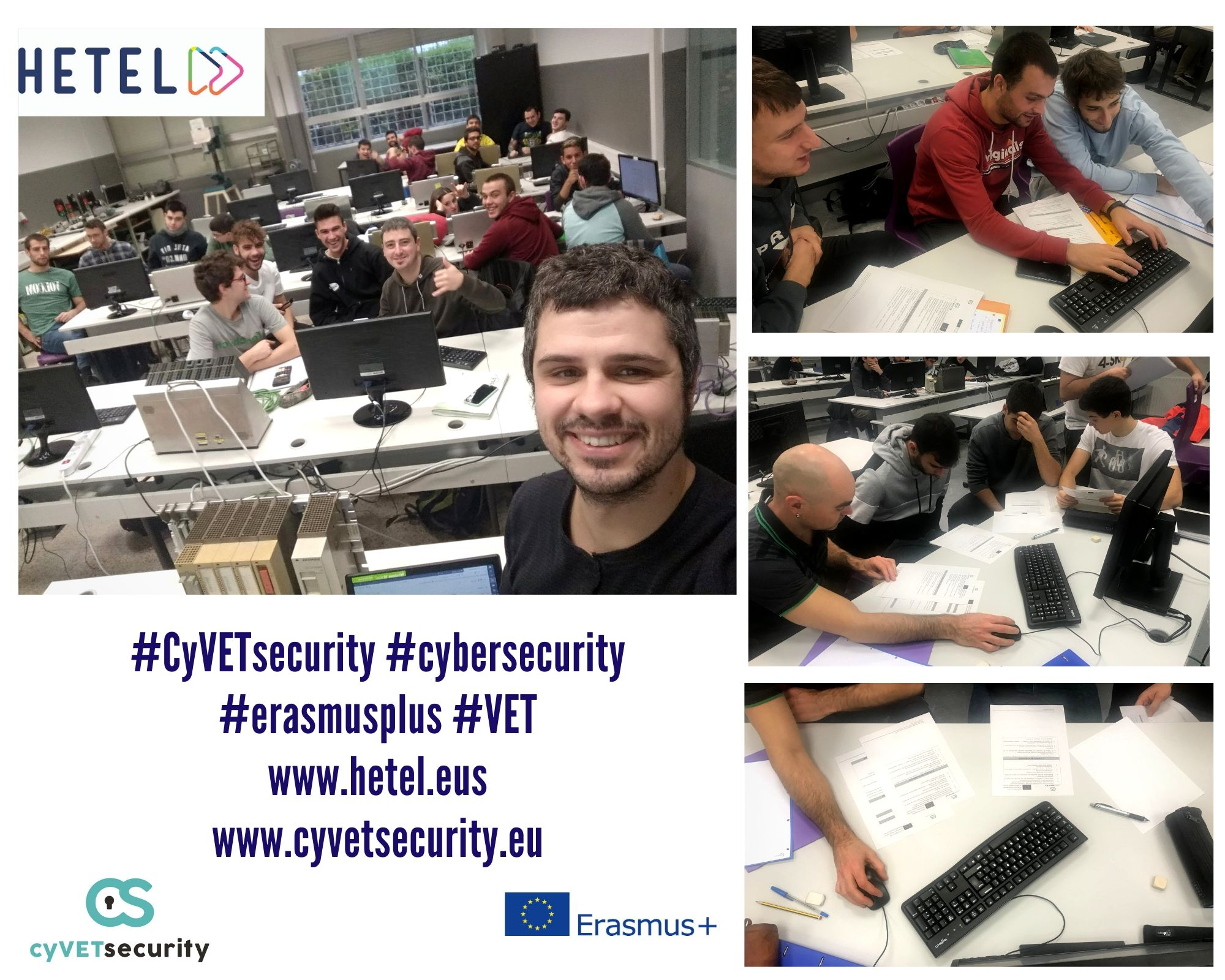 Cyvetsecurity Erasmus FP